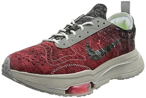 Nike Herren AIR Zoom-Form Laufschuh, Gleaming Crimson Gleaming Crimson White, 40 EU thumbnail