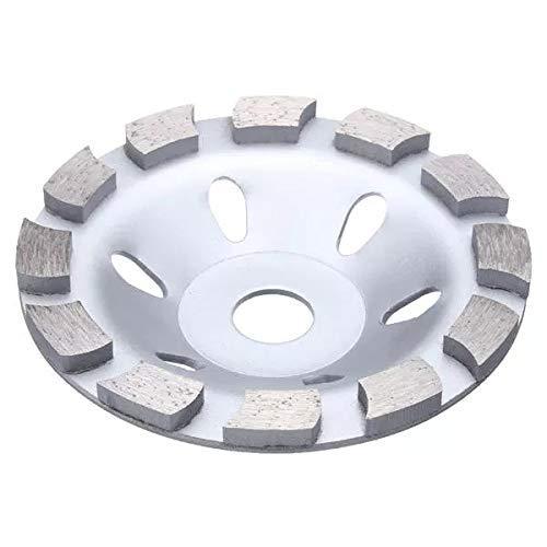 HYY-YY Cirkelzaag Blades, 4 Inch 100mm Diamond Schurende Disk Wheel elektrisch gereedschap delen Elektrisch gereedschap