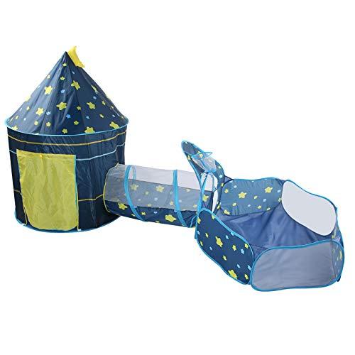Carpa para juegos de túnel para gatear para niños,carpa liviana para bolas para niños,carpas para niños pequeños,casita para jugar con bolas,fácil de instalar,para niños,niñas,bebés y niños(1#)