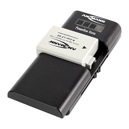 ANSMANN Powerline Vario - Caricatore Universale per Batterie...