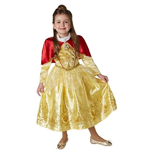 Rubie's- Princess Costume Belle per Bambini, S, IT640079-S