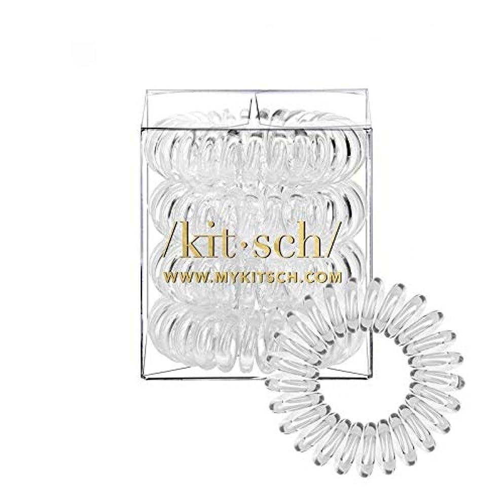 Kitsch Hair Coils, Transparent