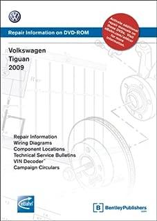 Best 2009 volkswagen tiguan repair manual Reviews