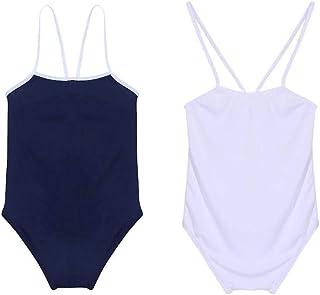 【ぴゅありぼん】極薄 濡れ透け スク水 2色セット スクール水着 フリーサイズ TOKYO GOODS MARKET