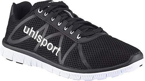 uhlsport Unisex Fc Köln Float Sneaker, schwarz, 39 EU