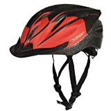 YIYUAN Cycle Helmet for Bike Riding Safety With Rear light and Visor