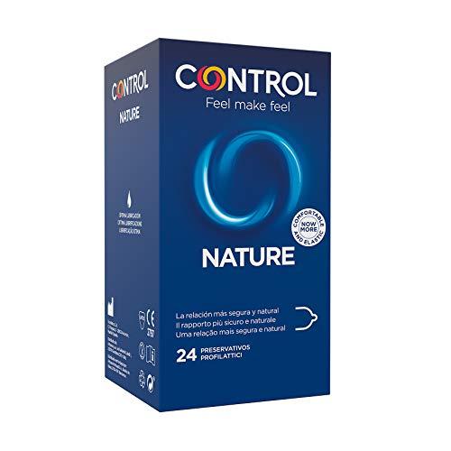 Preservativos Control Nature - Caja de condones, gama placer natural,...