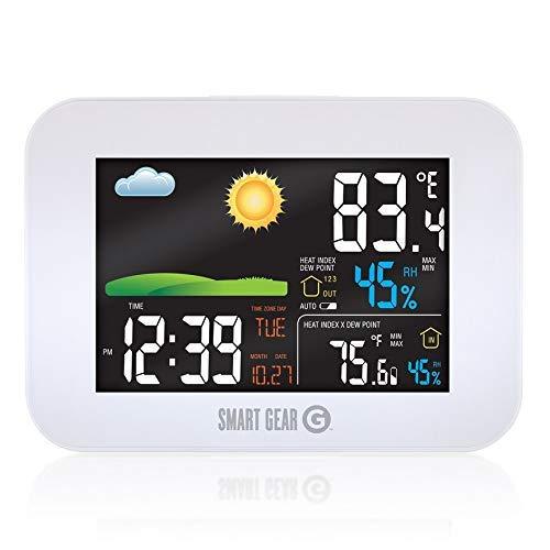 Smart Gear Indoor/Outdoor Wireless Weather Station