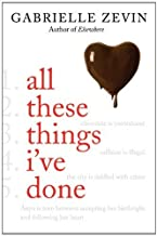 All These Things I've Done (Birthright) by Gabrielle Zevin (2011-09-06)