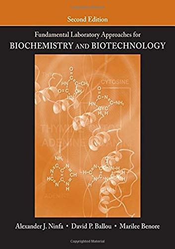 Fundamental Laboratory Approaches for Biochemistry and...