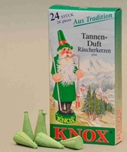 KNOX Räucherkerzen Tanne 24 St. / Pkg.