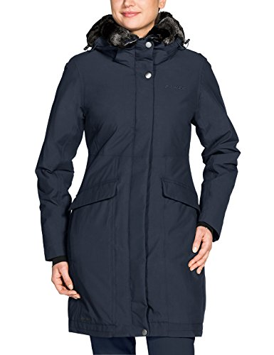 VAUDE Damen Women's Zanskar Coat III Jacke, Eclipse, 38