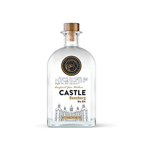 CASTLE Bensberg Dry Gin