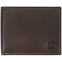 Timberland Men's Blix Genuine Leather Passcase Wallet