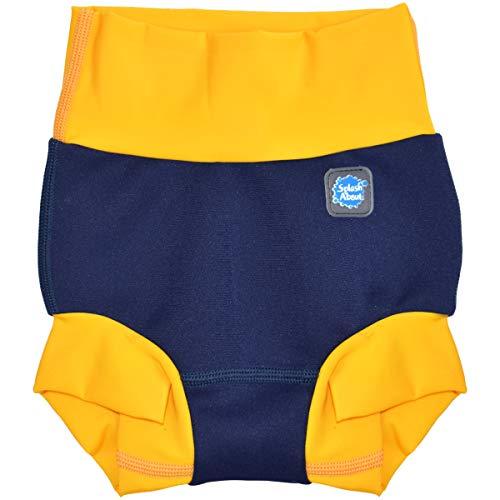 Splash About Baby Happy Kleinkind Schwimmwindel, Marinegelb, 6-12 Monate