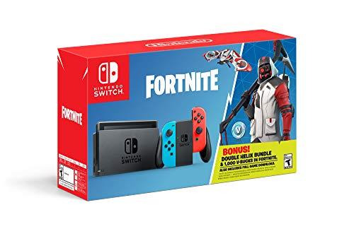 Nintendo Switch: Fortnite - Double Helix Console Bundle - Switch