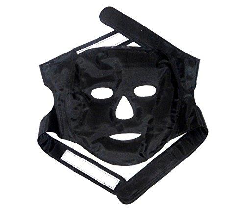 Máscara Facial Fría - Caliente Para Mejorar La Apariencia Del Rostro - Cómoda Cubierta De Nylon Anti Derrames