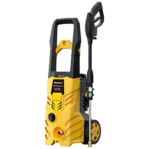 WestForce Electric Pressure Washer, 2600 PSI 1.76...