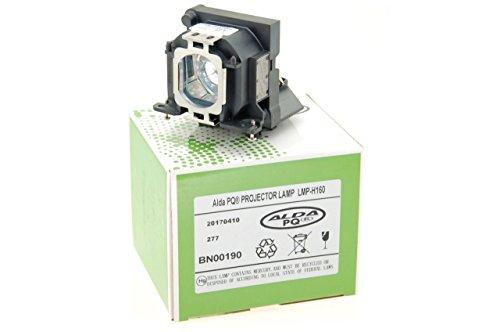 Alda PQ-Premium, Lámpara de proyector Compatible con LMP-H160 para Sony AW10, AW10S, AW15, AW15KT, AW15S, VPL-AW10, VPL-AW10S, VPL-AW15, VPL-AW15S, VPL-AW15KT Proyectores, lámpara con Carcasa