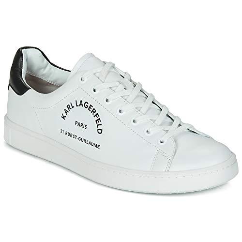 Karl Lagerfeld Kourt Herren Sneaker Weiß