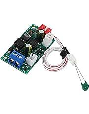 Dasorende Electronic Thermostat Temperature Control Fan Module Speed Controller 12V Temperature Control Board
