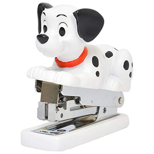 ホッチキス おしゃれ 101匹わんちゃん ラッキー デスク用品 インテリア かわいい ステープラー ダルメシアン Disney ディズニー 文具 おもしろ 雑貨 SD-8971