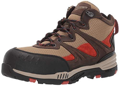 """Danner Women's Springfield 4.5"""" NMT Shoe, Brown/Bronze - 5 M"""