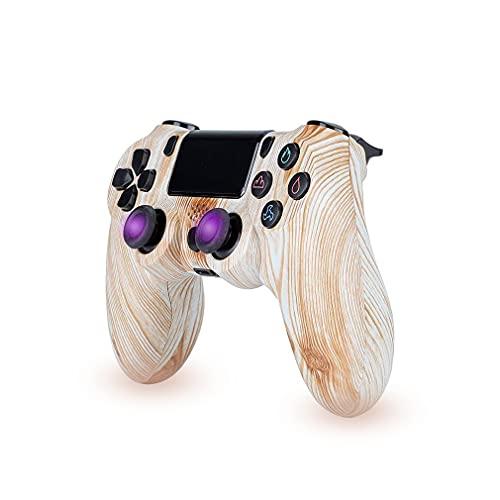 YLJXXY Mando para PS4 Bluetooth Controlador, Inalámbrico Gamepad con Touchpad y Doble Vibración, Mandos para PS4 Playstation