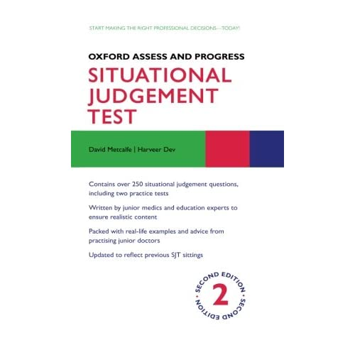 Situational Judgement Test: Amazon co uk