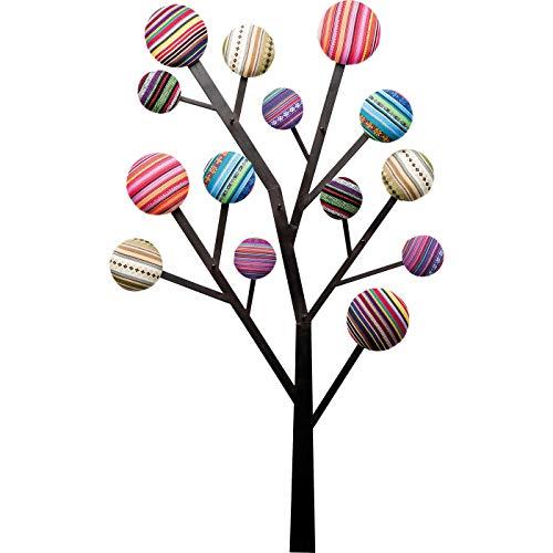 Kare Design Wandgarderobe Bubble Tree