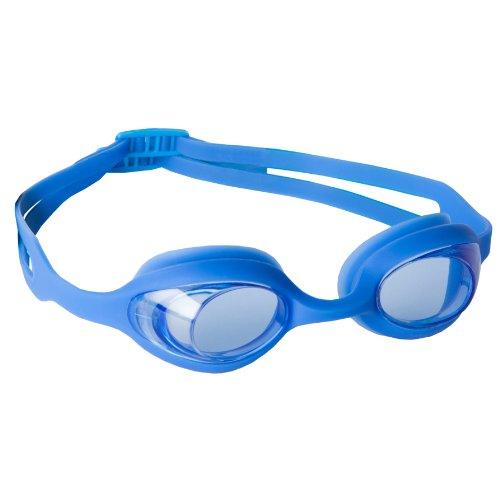 Ultrasport Occhialini Nuoto per Bambini con Vetri Colorati, Blu
