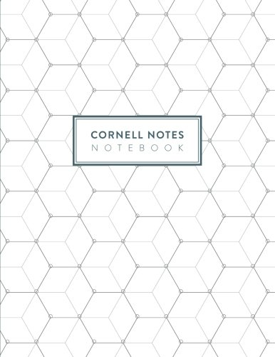 "Cornell Notes Notebook: 8.5""x11"", 120 pages of Cornell Note Paper for Taking Notes (School Notebooks, and College Ruled Notebooks and Journals)"