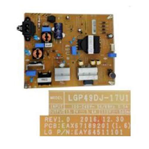 LG 49UK6200PLA  Marca Desconocido