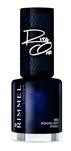Rimmel Nail Polish 60 Seconds Super Shine By Rita Ora 902 Moonlight Magic Lakier do paznokci 8ml EOL
