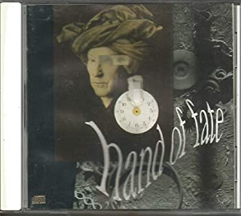 Audio CD Hand of Fate Book