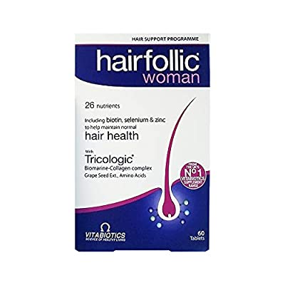 Hairfollic Her 60 Tablets