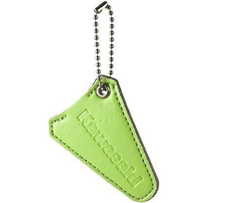 Kawasaki Schlüsselmäppchen ! Schlüsselanhänger Keychain ORIGINAL Key Sleeve Lime Green grün