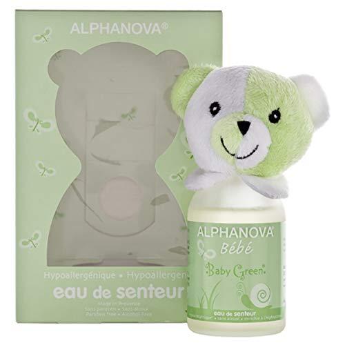 Alphanova Baby Parfum Unisex Groen, 100 ml