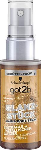 SCHWARZKOPF GOT2B Glanzstück Glamorous Gold, 1er Pack (1 x 50 ml)