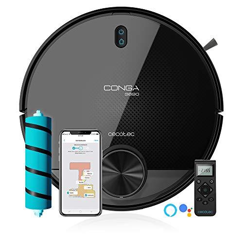 Conga 3890 Vs Roomba 981