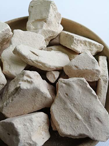 UCLAYS - Argile rose - Argile comestible (grumeaux) - Naturellement alimentaire - Argile comestible - 110 g