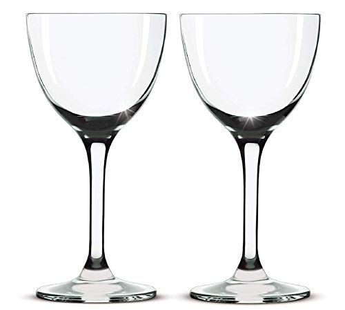 Nick and Nora Cocktail Glasses