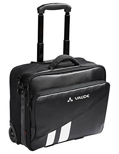 VAUDE Reisegepäck Tuvana 25, innovativer Piloten-Koffer für den Business-Alltag, azure, one Size, 142490100
