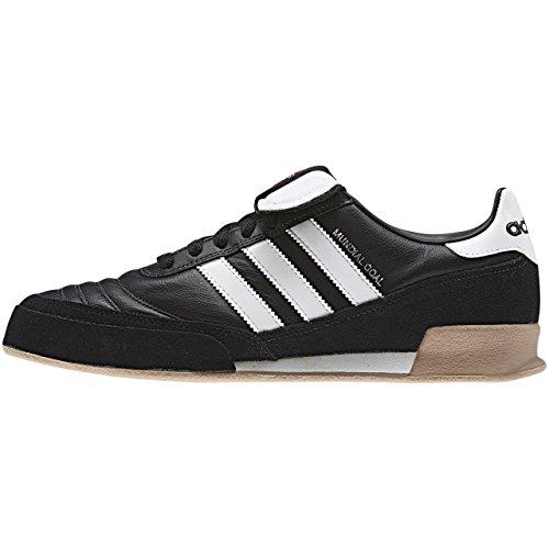 adidas Mundial Goal, Scarpe da calcio Unisex - adulto, (black1/runwhi/runwhi), 40 (6.5 uk)