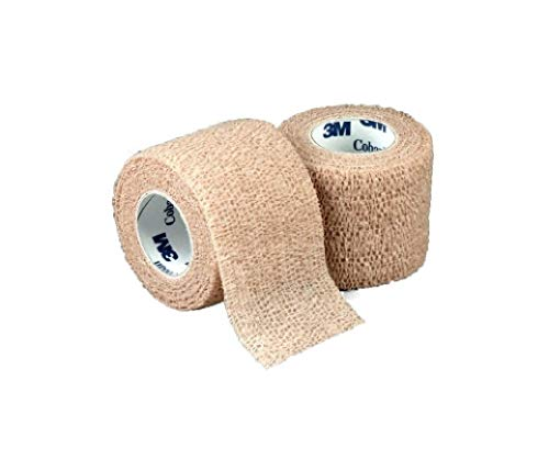 "Coban 3M Compression Bandage NonWoven Material/Elastic Fibers 4"" X 5 Yard NonSterile (#2084, Sold per Piece)"