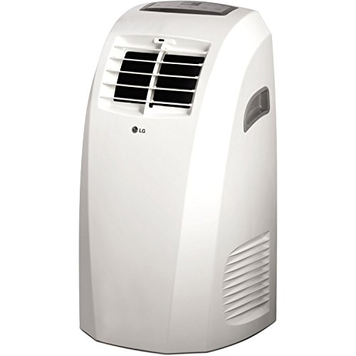 LG LP1015WNR 115V Portable Air Conditioner with Remote Control in...