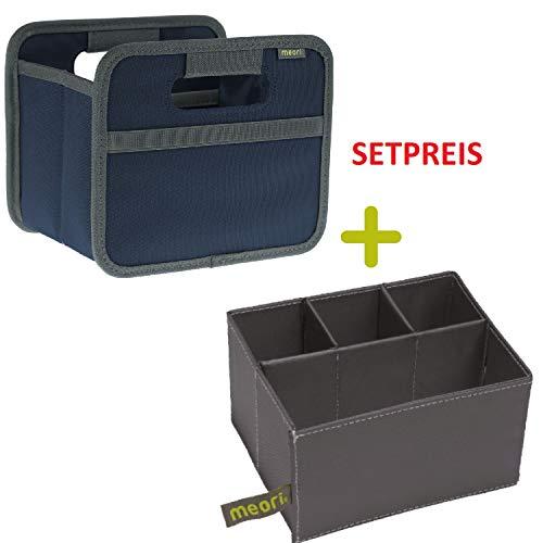 meori Faltbox Mini in Marineblau +...