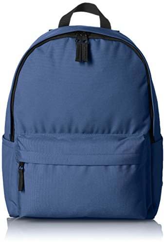 AmazonBasics Classic School Backpack - Navy