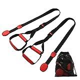 Feishibang Bodyweight Training Fitness Kit Comprend des poignées de Cylindre, des Sangles pour Le...