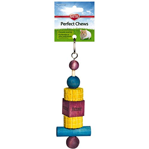 Kaytee Perfect Chews for Hamsters,1.2 Inches x 2.5...